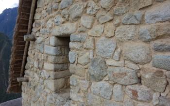 Machu Picchu Guard House