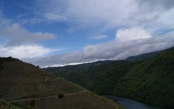 Cielo viña rio