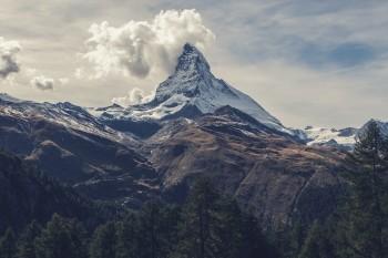 Mountaineous View