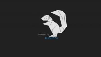 Powered by Xubuntu 16.04 Grey